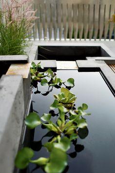 höweler + yoon / courtyard fountain, arlington