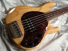 guitars music man e ball on pinterest stingrays bass guitars and bass. Black Bedroom Furniture Sets. Home Design Ideas