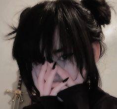 Aesthetic Hair, Bad Girl Aesthetic, Cut My Hair, Hair Cuts, Hair Inspo, Hair Inspiration, Mode Kawaii, Fluffy Hair, Grunge Girl