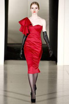 Fall 2011 Ready-to-Wear Temperley London