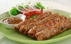 LEBANESE RECIPES: Chicken Koftas Recipe