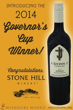 And the winner is... 2014 Missouri Wine Competition Results