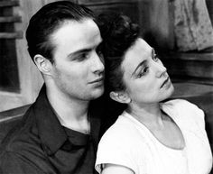 Marlon Brando in the play Truckline Cafe, 1946