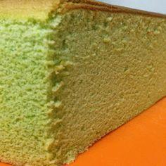 Baking Diary: Greentea Souffle Cheesecake