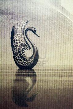 cf47f8f6ffa07 18 Best swan tattoos images in 2016   Swan tattoo, Swans, Black swan