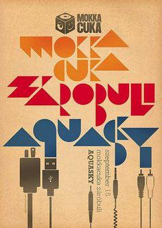 """30 increíbles diseños de """"flyers"""""""