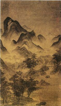 Китайская средневековая живопись (128 работ)