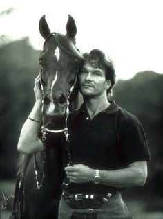 RIP: Patrick Swayze. I thought you were a true Texas gentleman. You will be miss greatly.