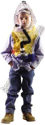 Child Safe Pro aka Bardas child gas mask hood