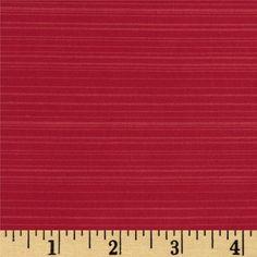 Stretch Jersey Knit Textured Stripe Cranberry