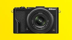 Nikon's new, speedy premium compact DL-series cameras shoot 4K video