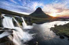 Dave Morrow Photography: 32 Hours & Counting - Kirkjufellfoss, Iceland