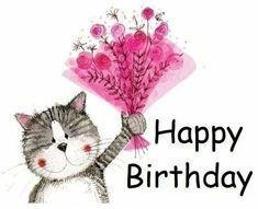Happy Birthday Special Friend, Christmas Scenes, Birthday Cards, Pets, Birth, Kids, Bday Cards, Christmas Scene Setters, Birthday Greetings