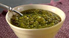 Lucinda's Salsa Verde Recipe | Martha Stewart