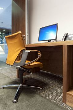 Wilkhahn's Partner Classic Work Life from South Africa worked with DSGN to supply all the seating for the main conference area at Standard Bank's new office block in Rosebank, Johannesburg. Executive Office Chairs, Fritz, Swivel Chair, Conference Room, Furniture, Design, Home Decor, Swinging Chair, Decoration Home