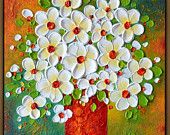 impasto painting on Etsy, a global handmade and vintage marketplace.