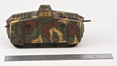 Trenchworx Kickstarter WW1 tanks in 28mm scale - Forum - DakkaDakka | You can never have too much Dakka.
