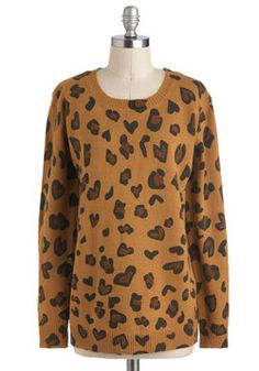 $59.99 This is the Spot Sweater, #ModCloth