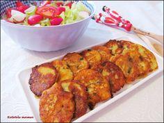 Pârjoale din cartofi piure Tandoori Chicken, Meat, Ethnic Recipes, Food, Essen, Meals, Yemek, Eten