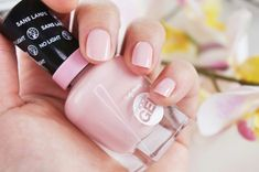 Sally Hansen 'Pinky Promise' Miracle Gel