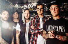 The Amity Affliction Pictures | MetroLyrics