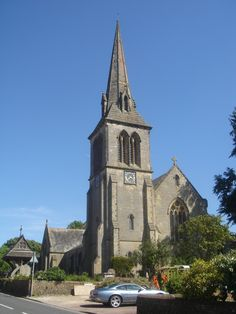 Holy Trinity Church, (Hurstpierpoint), del arquitecto Charles Barry
