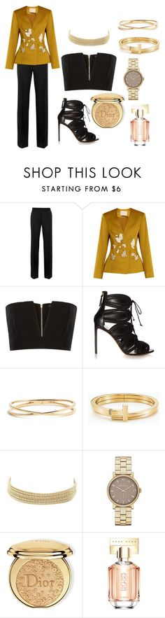Paris by serenathyme on Polyvore featuring Mode, Balmain, Brock Collection, STELLA McCARTNEY, Francesco Russo, Marc Jacobs, Nadri, Charlotte Russe, Tiffany & Co. and Christian Dior