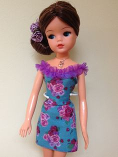 Rerooted Sindy - now sold