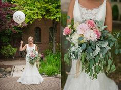 michigan_wedding_bride_balloon_flower_bouquet