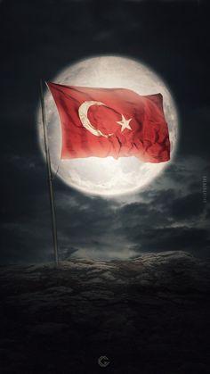 Turkish Flag Wallpaper by kadlera - 14 - Free on ZEDGE™ Wallpaper S8, Natur Wallpaper, Galaxy Wallpaper, Mobile Wallpaper, Sunset Wallpaper, Wallpaper Ideas, Turkey Flag, Sufi, Photos