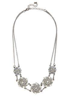 Get Your Filigree Necklace | Mod Retro Vintage Necklaces | ModCloth.com