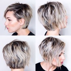 Bob Hairstyles 8 Incredible Pixie Short Haircuts for Oval Faces - OutfitCafe.Bob Hairstyles 8 Incredible Pixie Short Haircuts for Oval Faces - OutfitCafe Long Face Hairstyles, Pixie Hairstyles, Short Hairstyles For Women, Short Haircuts, Pretty Hairstyles, Hairstyles 2018, Popular Haircuts, Female Hairstyles, Short Hair Cuts For Women With Round Faces