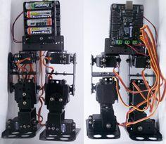 Arduino walker