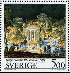 Sweden 5kr 1994, Czeslaw Slania sc.