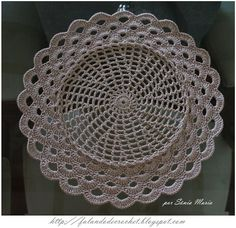 1 million+ Stunning Free Images to Use Anywhere Art Au Crochet, Crochet Video, Crochet Wool, Crochet Motifs, Crochet Round, Thread Crochet, Love Crochet, Crochet Doilies, Doily Patterns