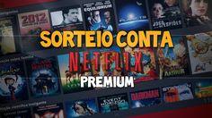 Sorteio: Concorra a três contas Netflix Premium! - EExpoNews