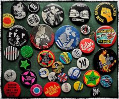 Badge #pin