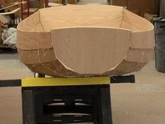 How to Build a Wood Sailboat: 12 Steps (with Pictures) Make A Boat, Build Your Own Boat, Boat Building Plans, Boat Plans, Carpentry Skills, Best Boats, Boat Kits, Plywood Boat, Naval