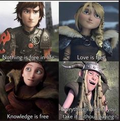 Really Funny Memes, Stupid Funny Memes, Funny Relatable Memes, Hilarious, Httyd Dragons, Dreamworks Dragons, Httyd 3, Hiccup, How To Train Dragon