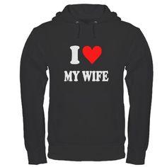 I heart my wife