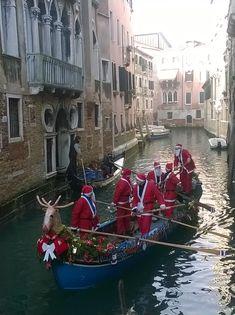 Natale a Venezia, Italia