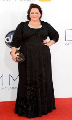 robe de cocktail grande taille: La superstar Melissa