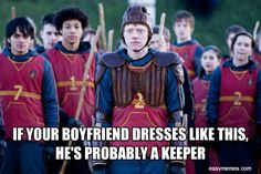 Quidditch Keeper, Ron Weasley (Rupert Grint) in Harry Potter and the Half-Blood Prince Ron Weasley, Must Be A Weasley, Weasley Twins, Chewbacca, Expecto Patronum Harry Potter, Doug Funnie, Harry Potter Puns, Harry Potter Imagines, Harry Potter Quidditch