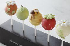 「ロリポップ・ショコラ」5種類をセット(2,592円)