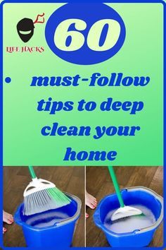 Household Cleaning Schedule, House Cleaning Tips, Diy Cleaning Products, Cleaning Solutions, Deep Cleaning, Cleaning Hacks, Household Tips, Cleaning Spray, Household Products