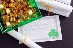 St. Patrick's Day Scavenger Hunt | Cool Tips For Throwing A Party By DIY Ready. http://diyready.com/13-fun-st-patricks-day-games-for-kids/