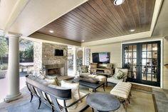 Backyard Patio For Dream Home | Home Design Ideas