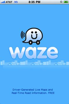 How to Save Gas, Commute Time and Tons of Money with the Waze Driving App - http://www.creditvisionary.com/how-to-save-gas-commute-time-and-tons-of-money-with-the-waze-driving-app