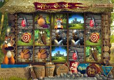 Experience the ground breaking graphics available in our new Mr Good 3D casino slot! You'll be transferred back in time to the days of Robin Hood where you'll be controlling the character Mr Good in order to take from the rich and give to the poor! Complete this and you can be sure that you'll be rewarded healthily with plenty of money yourself!    Play our Mr Good slot by registering for Castle Casino today.