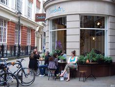 Everbean Coffee Shop | London